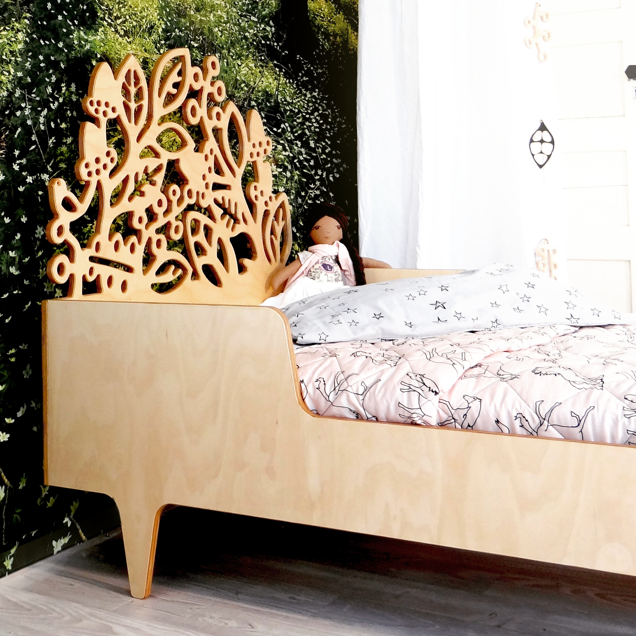 Kids Bed, Kids Beds, Toddler Bed Kids Bedroom Furniture, Childrens Beds,  Childrens