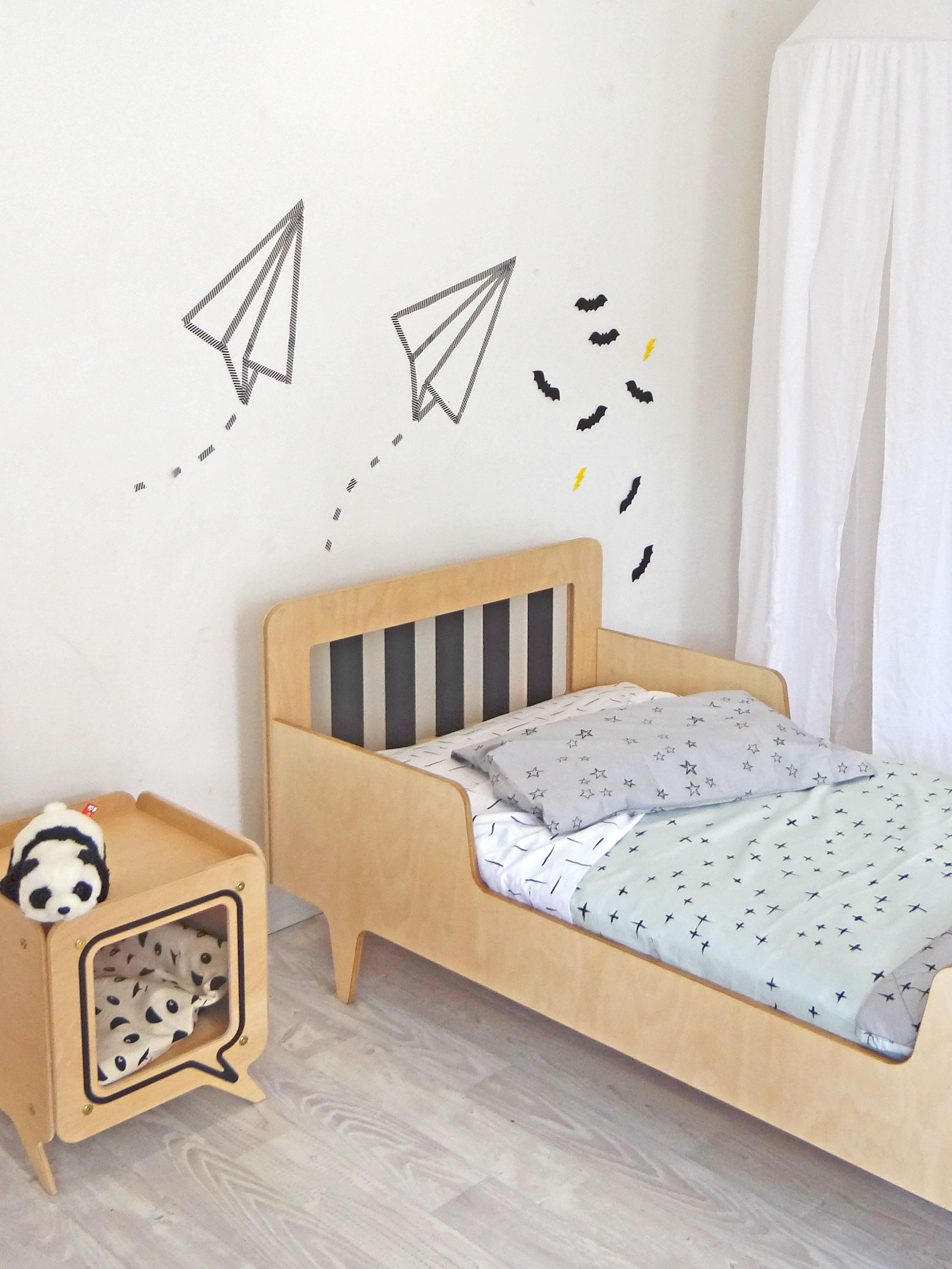 Designer kids bed made in NZ by Twigged Design. Quality kids ...